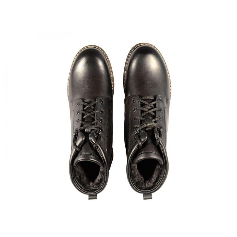 077159455 Мужские ботинки Faber черные | Цена, купить мужские ботинки Faber ...
